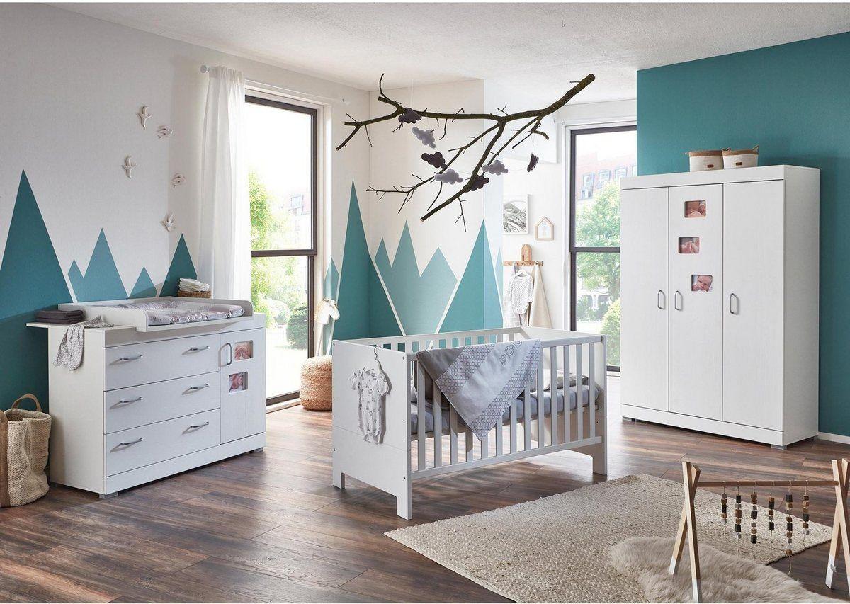 Babymobel Set Marisa Babyzimmer Kinderbett Und Wickelkommode