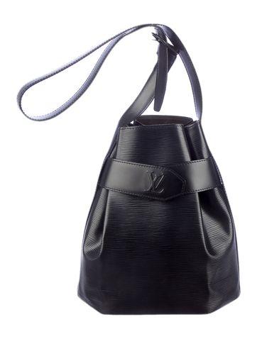Minimal + Classic: Louis Vuitton Epi Sac D'epaule