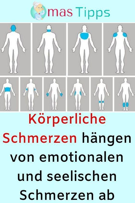 8 tipi di dolore che sono direttamente correlati agli stati emotivi!
