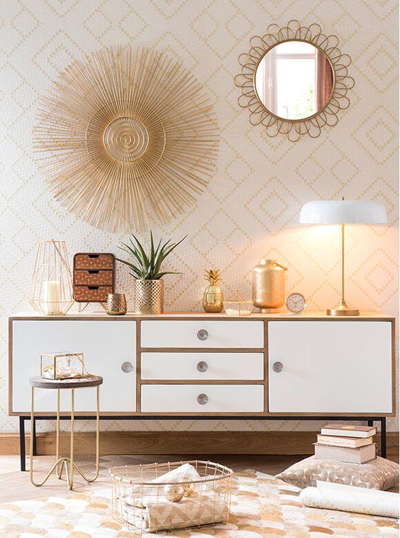 Maisons du monde portobello tendency vintage decor range inspired in the 1950s british style - Portobello maison du monde ...