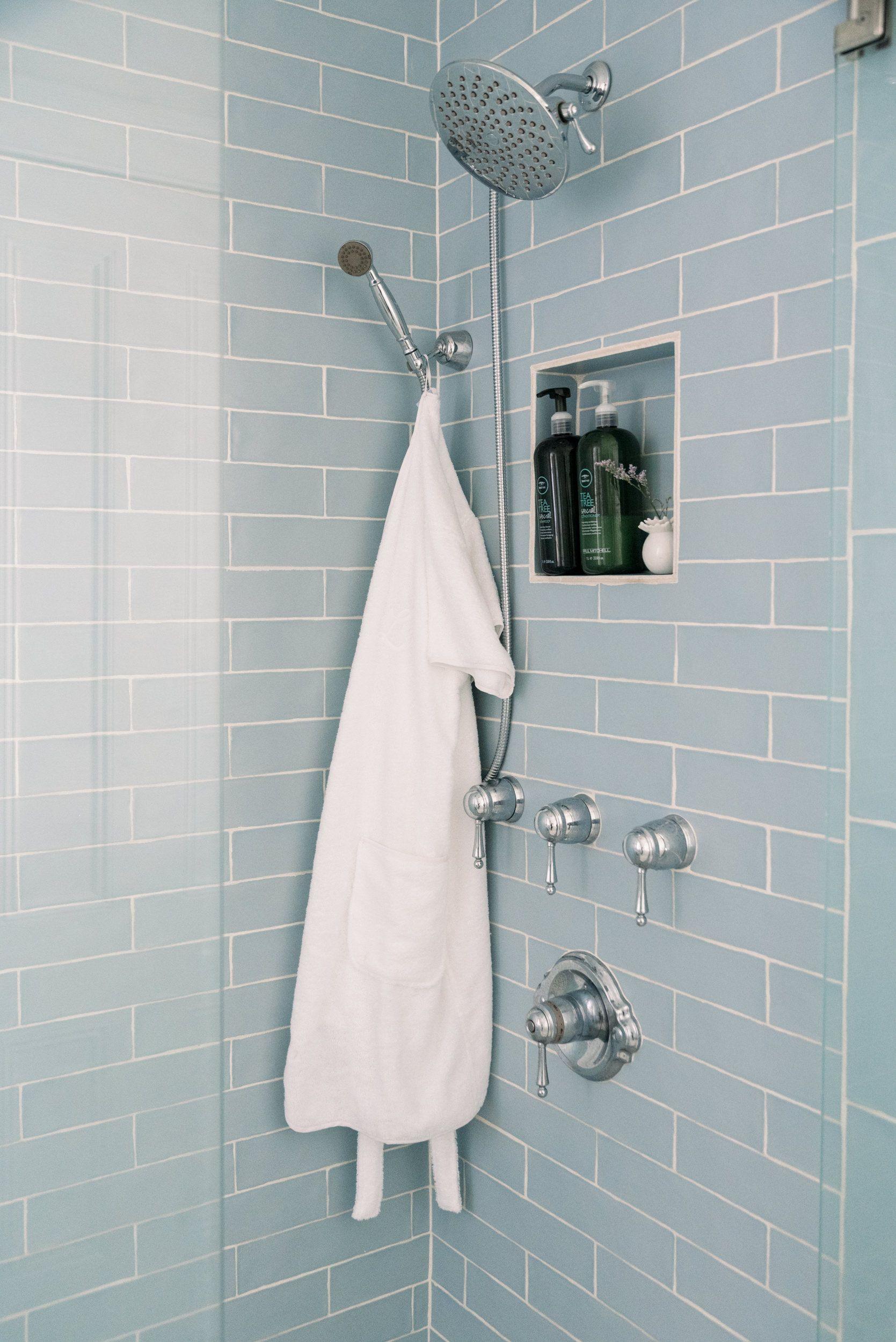 Bathroom Tile Ideas Blue Subway Tile Blue Bathroom Tile Blue Shower Tile