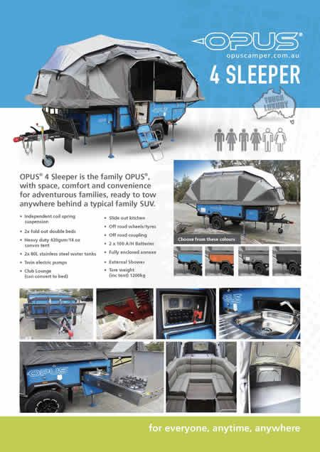 Camper Trailers For Sale Australia Wide Opus Camping Trailer For Sale Truck Campers For Sale Camper Trailer For Sale