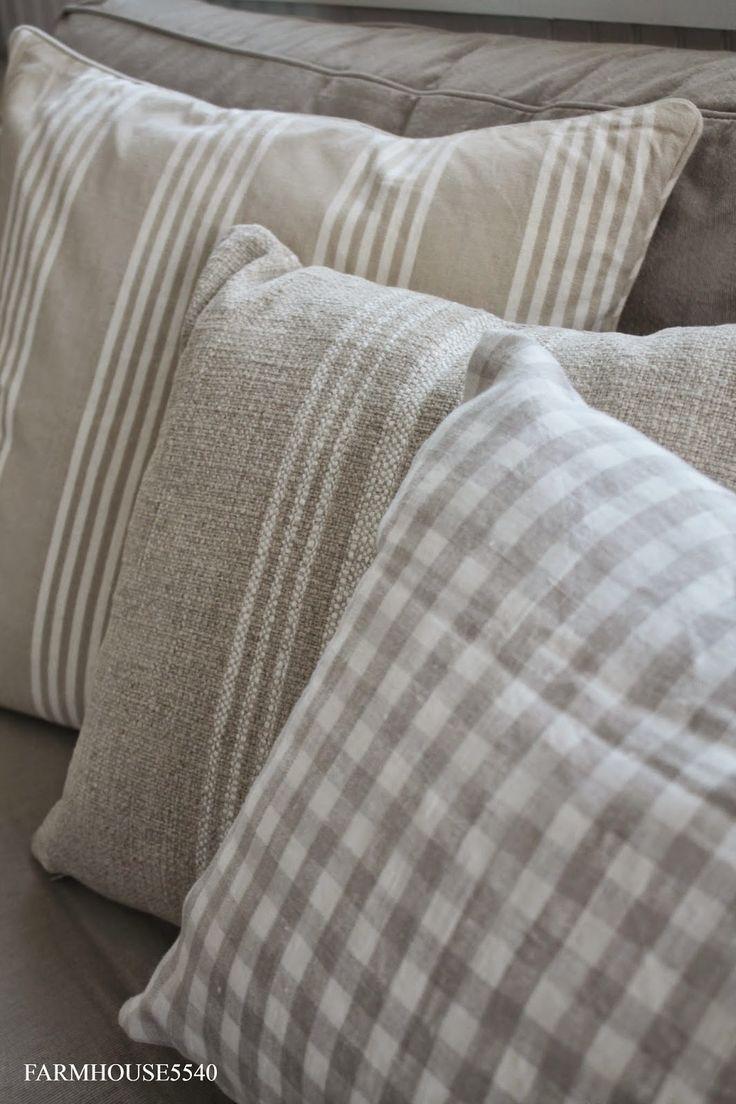 Pretty Pillows Farmhouse 5540 Hand Made Presents Part