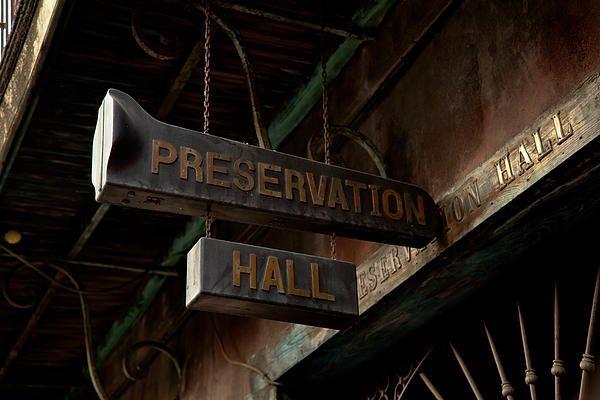 Preservation Hall Jazz Club