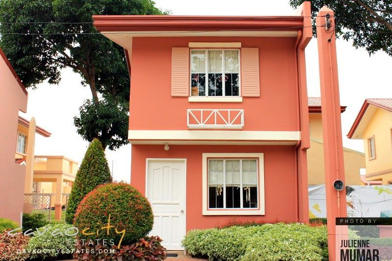 Camella Cerritos Marga Model House Actual Photos With Images