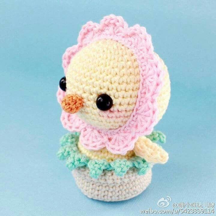 Pin de Mayka Esteban en pascua crochet | Pinterest