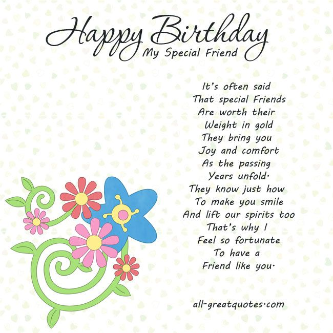 Free Birthday Cards For Friends On Facebook