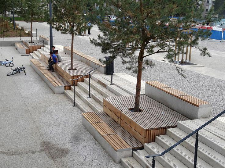 Image Result For Urban Landscape Design Stairs