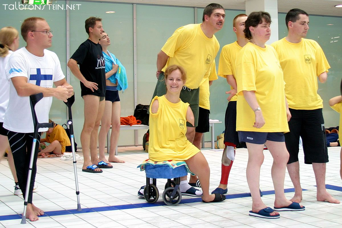 For many years amputee swimmers and swimmers with other disabilities have  come to Berlin to take part in the International German Disability Swimming  Open  For many years amputee swimmers and swimmers with other  . Disability Bathing Suit. Home Design Ideas