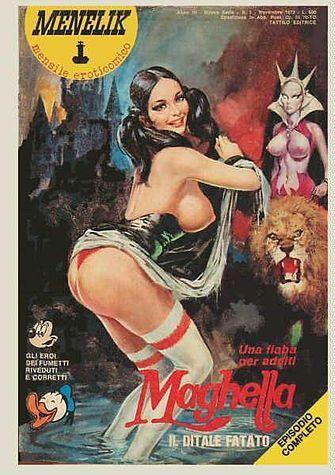 Free erotic comics series