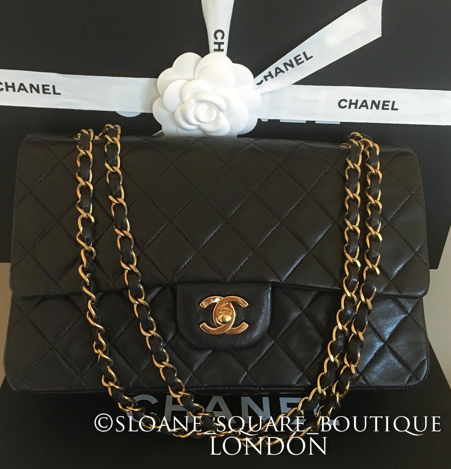 c4f42c397bec Authentic Chanel 10