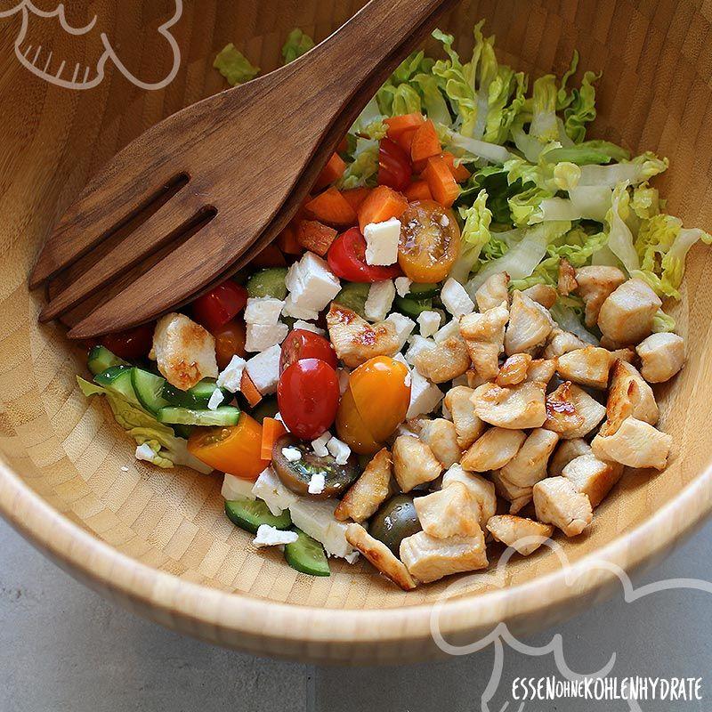 Salate für Gewichtsverlust Salat Videos