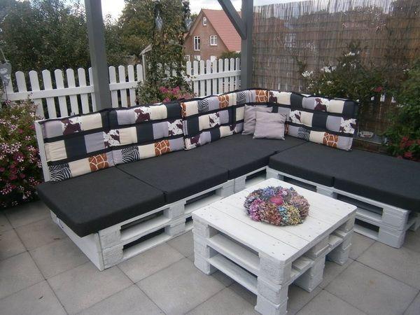 paletten longe palletten pinterest palletten rund ums haus und runde. Black Bedroom Furniture Sets. Home Design Ideas
