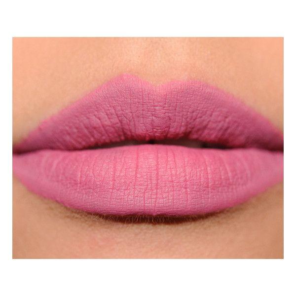 Kat Von D Melancholia Lovesick Everlasting Liquid Lipsticks Reviews,... ❤ liked on Polyvore featuring beauty products, makeup, lip makeup, lipstick, kat von d lipstick and kat von d