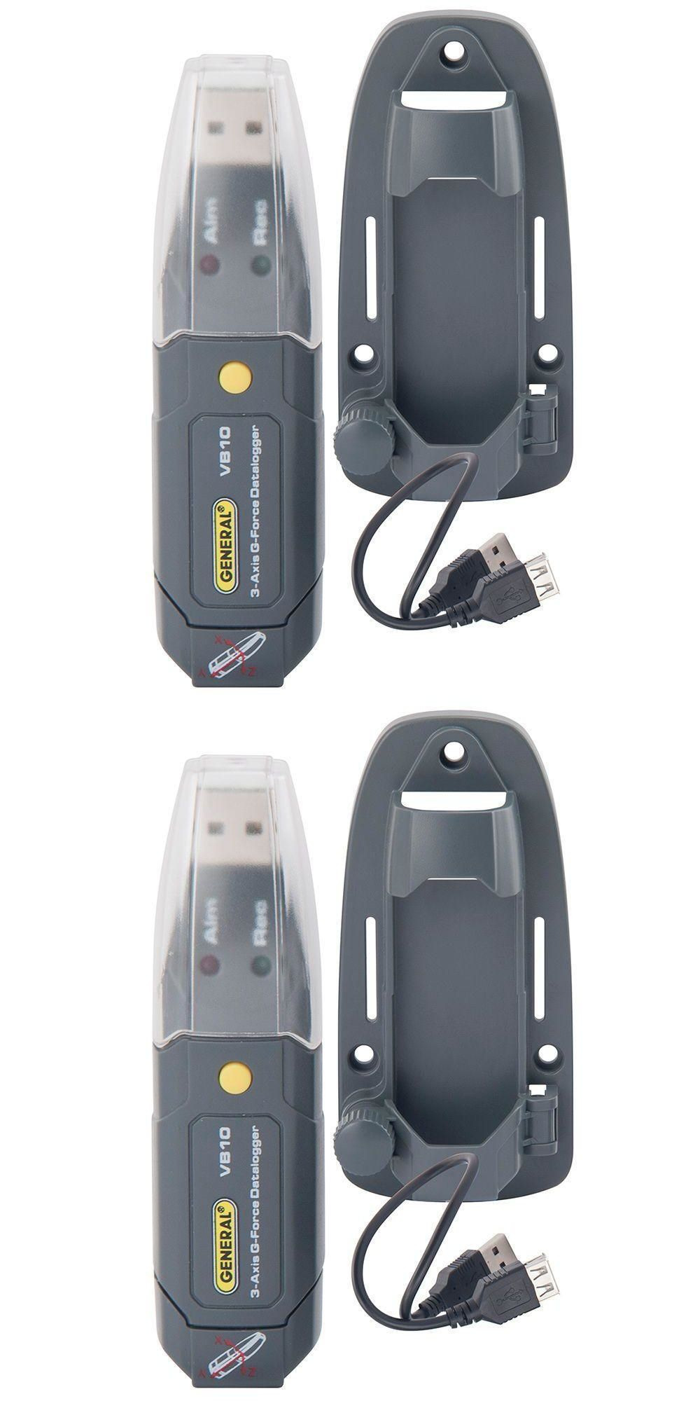 Electrical Testers 126406 General Tools 3 Axis Usb Vibration Lcd Led Digital Voltage Continuity Circuit Tester Ebay Acceleration Data Logger Recorder Datalogger