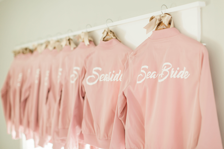 Bridesmaids seaside / Sea Bride Jackets for Seaside, Fl beach ...