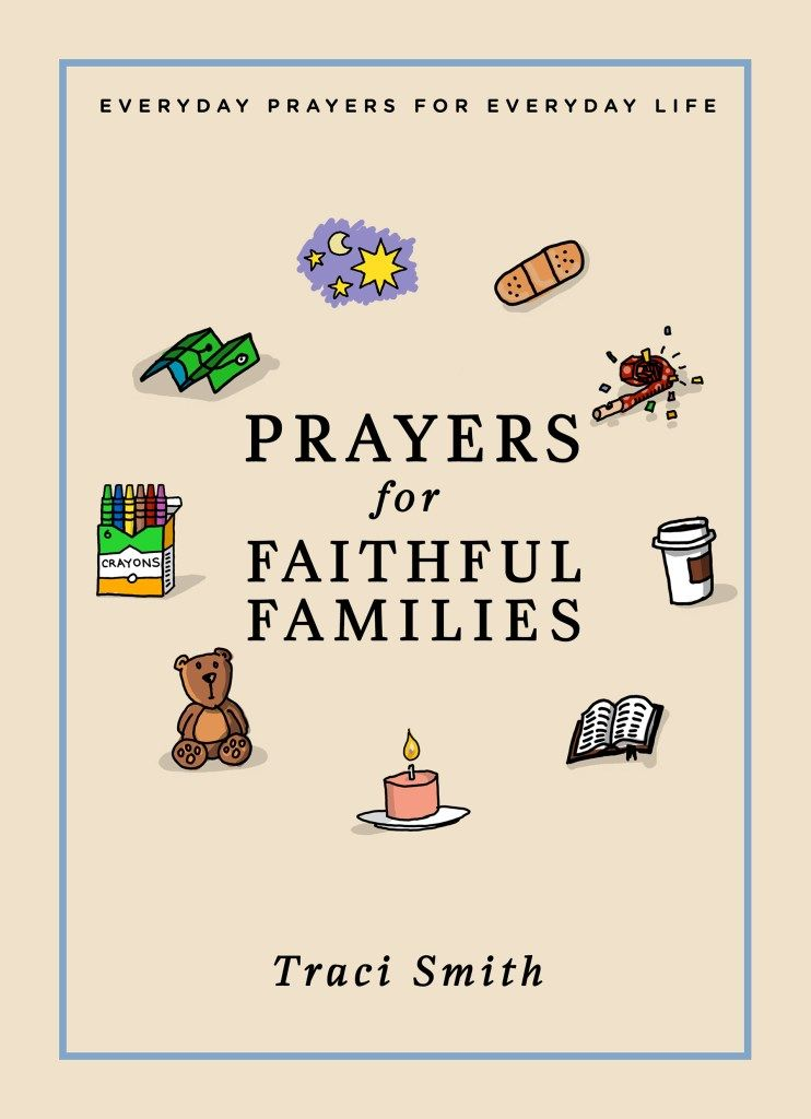 Introducing prayers for faithful families cover reveal