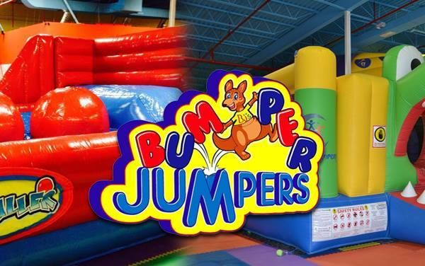 Bumper Jumpers is Greensboro NCs number one indoor playground