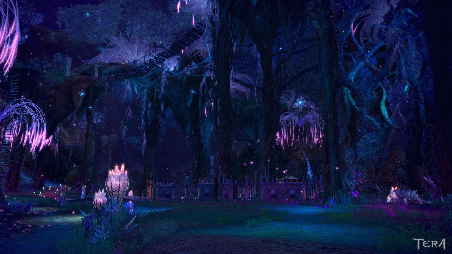 Mystical Backgrounds Hd Mystic Woods 2 Wallpaper