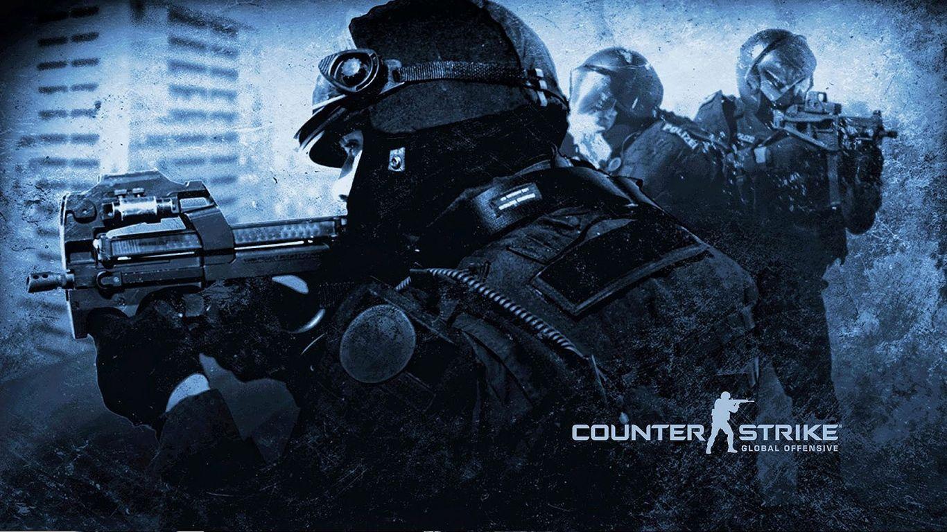 Download Wallpaper 1366x768 Counter Strike Global Offensive Cs