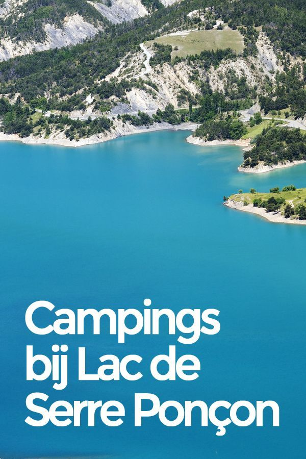 Campings rond lac de serre pon on camping campings - Camping lac serre poncon piscine ...