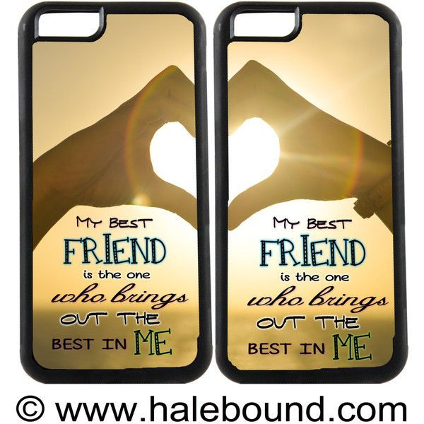 new style e2798 c4239 BEST FRIEND Heart IPhone 6s, Samsung Galaxy S6 Edge, Note 5 and many ...