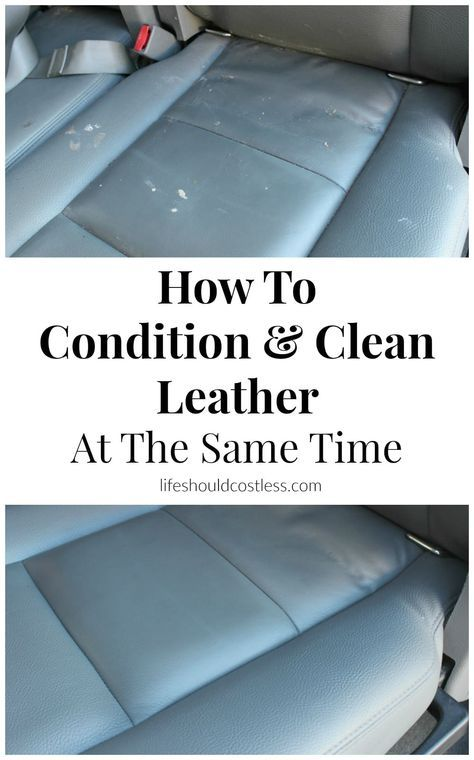 How To Clean And Condition Leather At The Same Time Saddle Soap Cleaning Leather Car Seats Cleaning Cleaning Upholstery