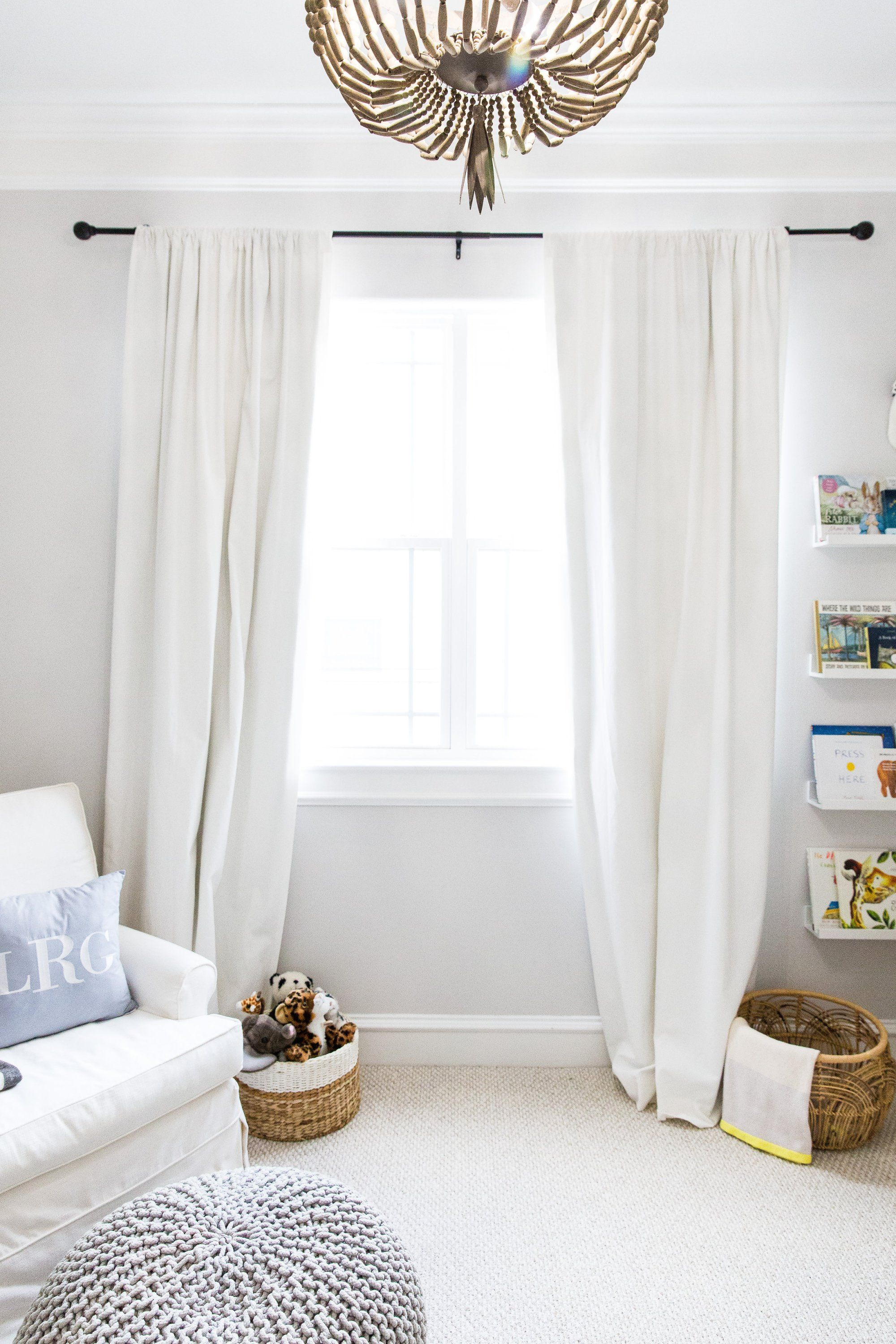 Sherwin Williams First Star Paint Color Baby Room