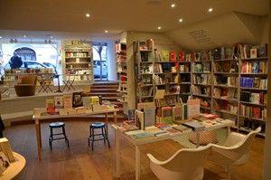 Libreria Los Editores C Guturbay Numero 5 Barrio De Salamanca