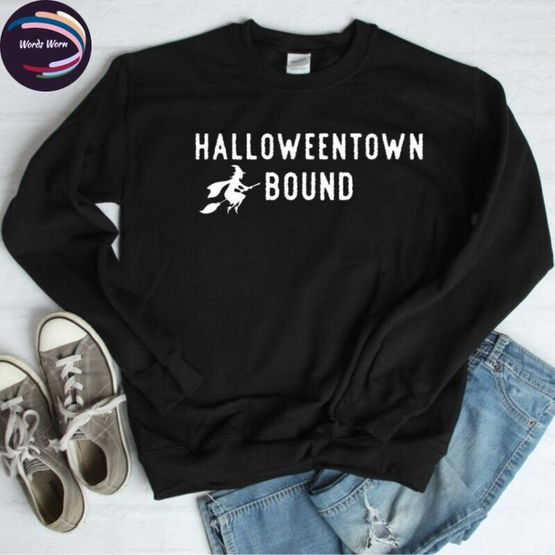 Etsy Halloween 2020 Data Halloweentown Bound Sweatshirt Halloweentown Sweatshirt | Etsy in