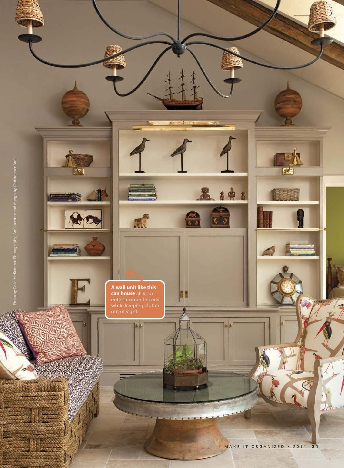 Living Room Cabinet Design Ideas: Painting Bookcase, Living Room Bookcase