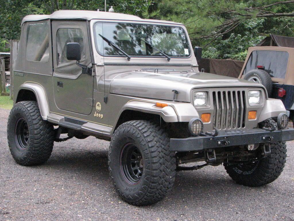 Jeep Wrangler Sahara (1991) Jeep yj, Jeep wrangler yj, Jeep