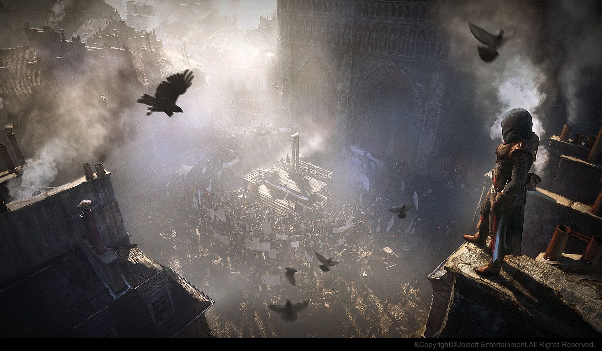 Assassins Creed Artwork Picture For iPhone, Blackberry, iPad ...