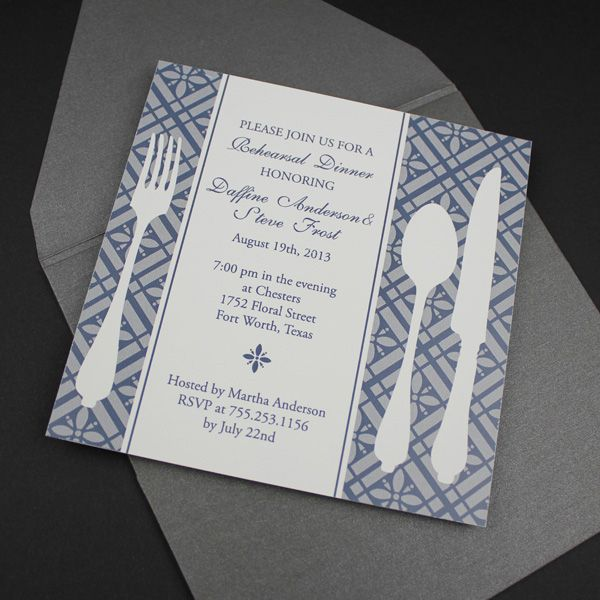 Change up the background paper Less formal More fun Or more - printable dinner invitations