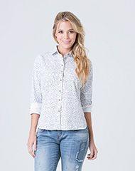ddc535e1f5ff Camisas para Mujer Gef   pintas   Camisas mujer, Mujeres und Camisas