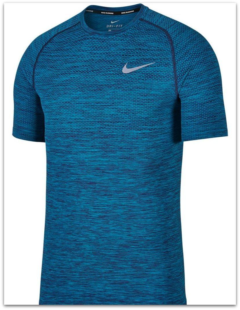 e5aa37722 Nike Men's Dri-fit Seamless Running T-Shirt. Nike Men's Winter Knit Crew