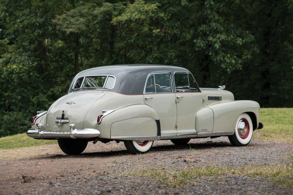 1941 Cadillac Fleetwood Sixty Special Sedan (40-6019S) | Cadillac ...