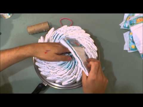Diaper Cake Big Wheel Instructions These Instructions Are Very