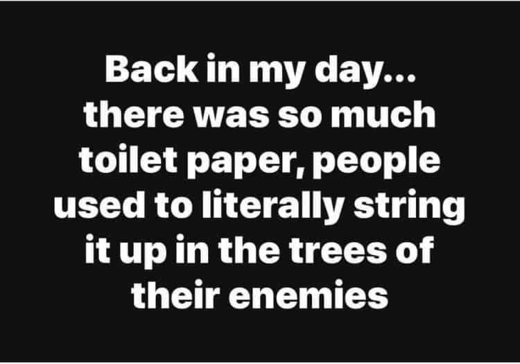 Photo of Toilet Paper Memes To Prove That Even THIS -Ish Is Funny