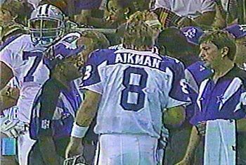 cheap for discount 0838d cb871 Dallas Cowboys 1 | Jerseys I want | NFL, Troy aikman, Dallas ...