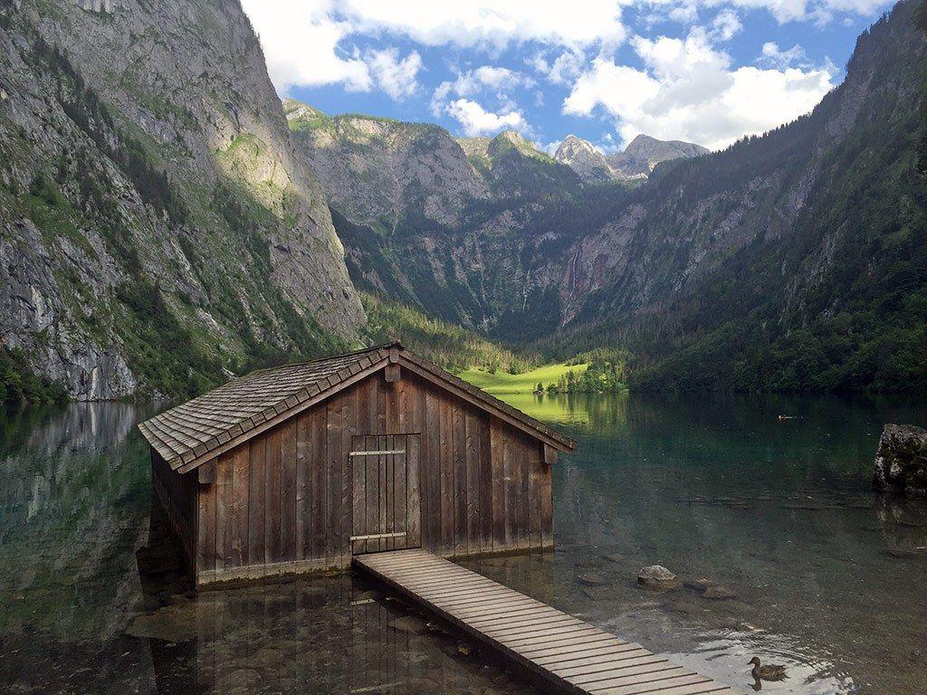 Wandern Am Konigssee In Den Berchtesgadener Alpen Travel Pins Reisen Orte Zum Besuchen Urlaub Berchtesgaden