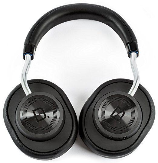 be65bb69bad308 Definitive Technology Symphony 1 Over-Ear Bluetooth Wireless Headphones -  Black: Home Audio & Theater Best Audiophile Headphones Underwater Headphones  Noise ...