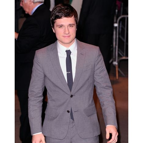 NYC Premiere of 'The Hunger Games': Josh Hutcherson #TheHungerGames