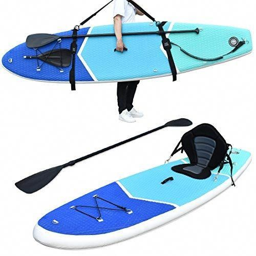 Zupapa All in One Inflatable #Stand Up Paddle #Board Kayak 6 Thick