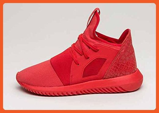 60d12e44e997 Adidas Women Tubular Defiant (red   lush red) Size 9 US - Sneakers for women  ( Amazon Partner-Link)