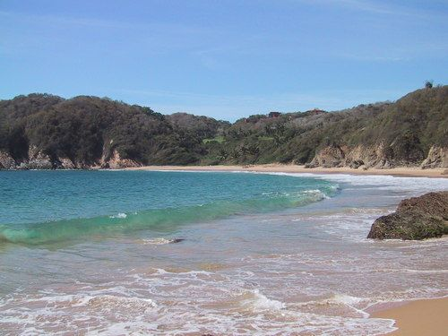 Playas en Jalisco