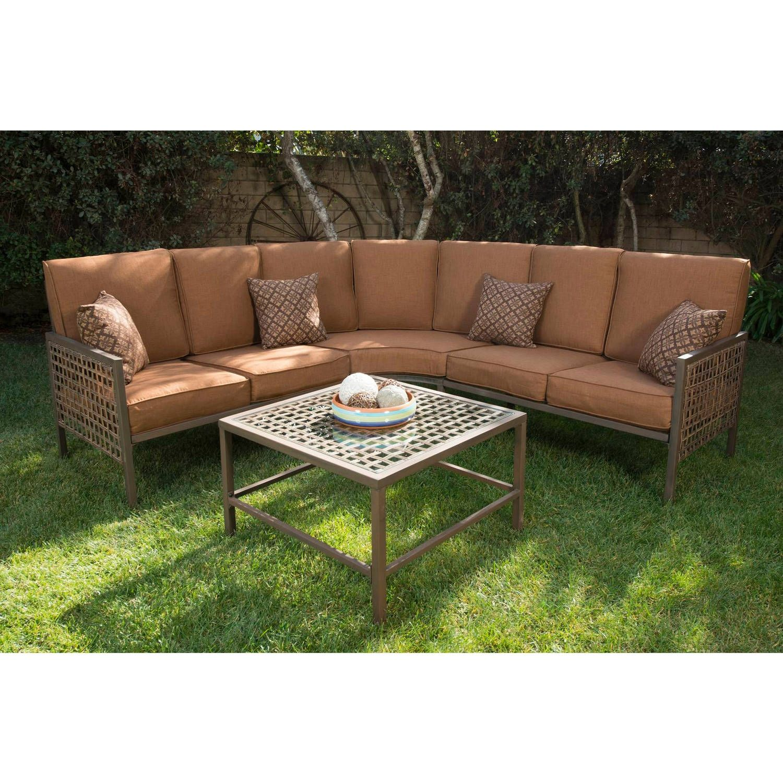 Soho Outdoor Sectional Sofa