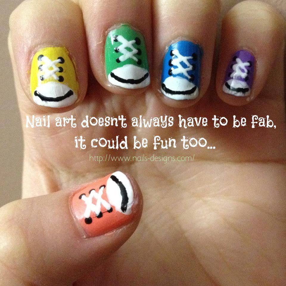 Nail art = fun | nails | Pinterest | Amazing nails and Fun nails