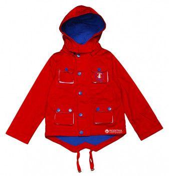 Куртка Pinetti 57337-E 116 см Красная