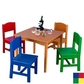 Kidkraft Nantucket Primary Square Kid S Play Table 26121 In 2020